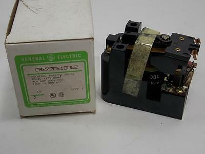 New Ge Relay Model Cr2790e100c2 General Purpose 10 Amp 300v Max