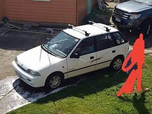 1997 Suzuki Swift Hatchback Devonport Devonport Area Preview