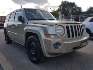2010 Jeep Patriot SPORT -EXTRA CLEAN-4 CYL-WINTER TIRES-AUX-WARR