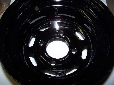 Super Wet Black Powder Coating New 1 Lb