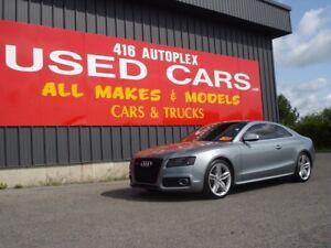 2010 Audi S5 AWD Premium 6 speed manual