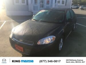 2013 Chevrolet Impala LS LOW KMS..NEW TIRES...NEW BRAKES.. V6 PO