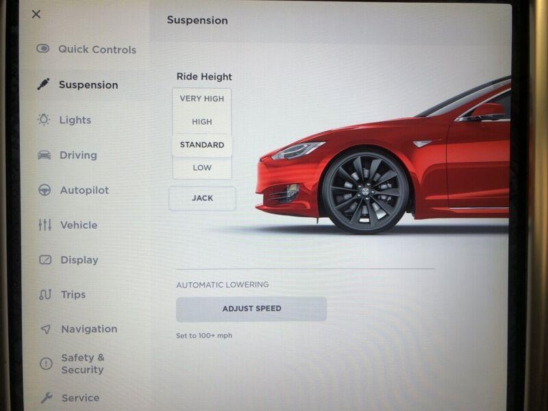 Image 21 Coche Americano usado Tesla Model S 2017