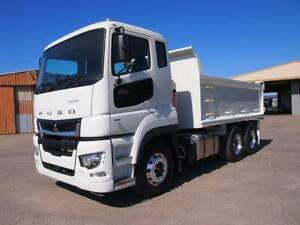 2019 Fuso Shogun Tipper FV74 South Murwillumbah Tweed Heads Area Preview