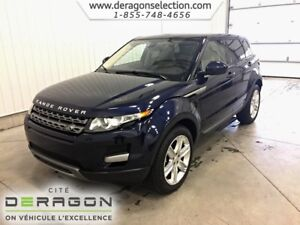 2015 Land Rover Range Rover Evoque Pure ONE OWNER + LOW KILOMETR