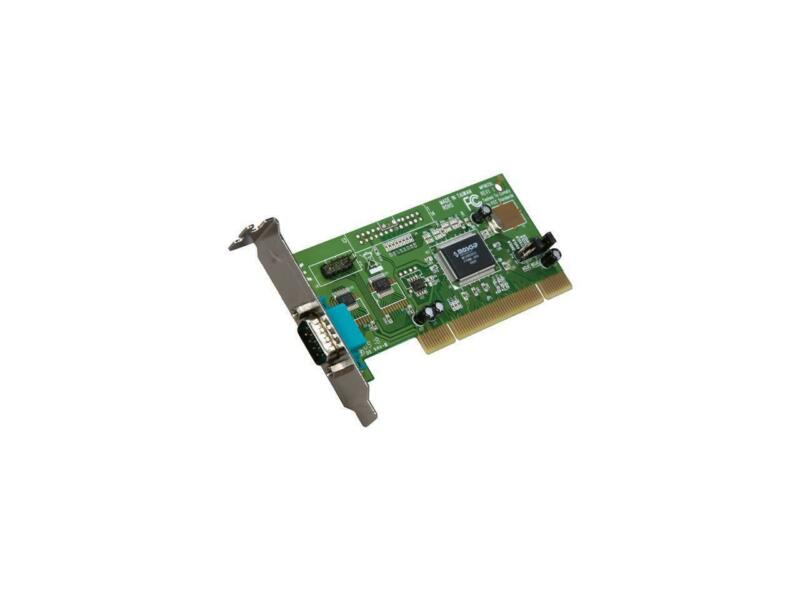 StarTech.com 2-Port PCI Low-Profile RS-232 Serial Adapter Card with 16550 UART PCI2S550_LP