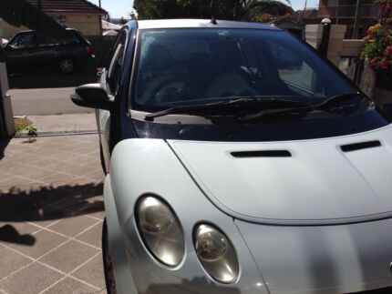 Wanted: 2005 Smart car for four manual