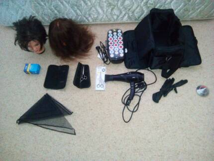 HAIRDRESSING TOOLS AND GEAR