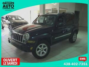 2006 Jeep Liberty LIMITED / 3.7 LITRES / 4X4 / MAGS /