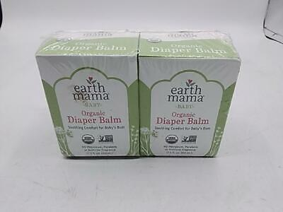 Earth Mama Organic Diaper Balm, 2 Oz, 2 Pack - $18.00