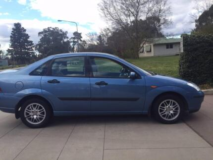 2003 Ford Focus LX Auto - LONG WEEKEND ONLY $1000 OFF!!!!! Barton South Canberra Preview