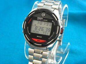 NEW-VINTAGE-TIMEX-MICROSOFT-NASA-TYPE-MENS-DATA-LINK-150-WATCH-SEALED-BOX