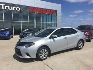 2014 Toyota Corolla LE  LOW MONTHLY PAYMENT New Mvi, Great on fu