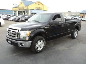 2011 Ford F-150 XLT RegCab 3.7L 8ft Box