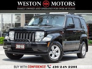 2010 Jeep Liberty NORTH EDITION*4X4* UNBELIEVABLE SHAPE!!*