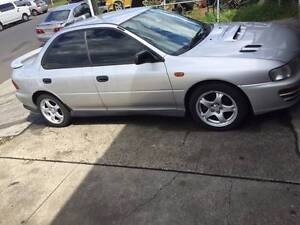 1998 Subaru WRX For Sale OR for straight SWAP Sydney City Inner Sydney Preview