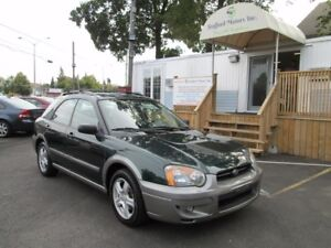 2004 Subaru Impreza Outback Sport-LOW K'S ONLY 169405 VERY CLEAN