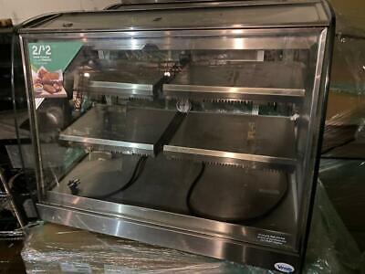Vendo Hfd000006 36 Counterop 3 Tier Hot Food Display