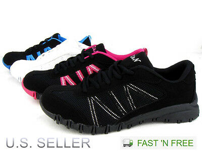 - Women's Casual Sneaker Athletic Tennis Shoes Walking Running Lace-Up Suede