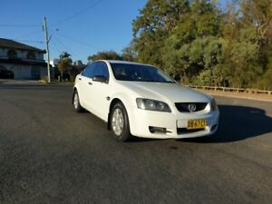 2007 Holden Commodore VE Omega (D/Fuel) White 4 Speed Automatic Sedan
