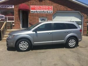 2015 Dodge Journey SE LOW KMS!