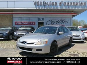 2007 Honda Accord Sdn DX-G HURRY!!!!!!!