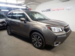 2017 Subaru Forester XT TOURING LOW MILLEAGE! ACCIDENT FREE!