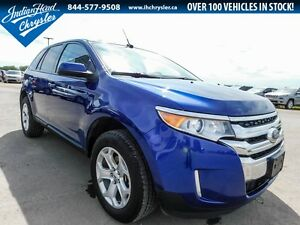 2014 Ford Edge SEL AWD   Leather   Navigation
