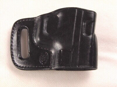 El Paso Saddlery Combat Express Leather Holster for Springfield XD9-Right - El Paso Springfield
