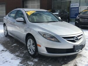 2010 Mazda Mazda6 GS-I4 ONE OWNER, NO ACCIDENTS!
