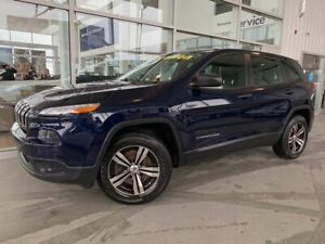 2014 Jeep Cherokee SPORT, PNEUS D'HIVER READY FOR WINTER