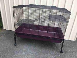 BRAND NEW Rat Cage/ Guinea Pig Cage & trolley $170 set, eftpos