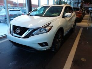 2018 Nissan Murano PLATINE low Mileage