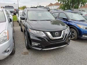 2018 Nissan Rogue SV 4X4 375$ PER MONTH !!