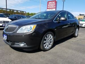 2013 Buick Verano Leather Package CLEAN CAR PROOF REPORT !!...