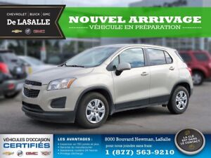 2013 Chevrolet Trax LS TA Well Maintained, Like New..!