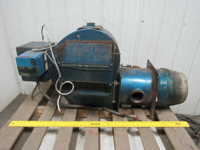 Power Flame C4-g-30 Natural Gas Boiler Burner 5hp 230460v 3ph60hz