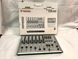 USB Midi-Controller/Mixer - Vestax VCM-600 Blair Athol Port Adelaide Area Preview