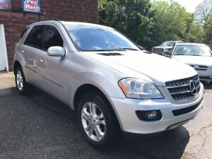 2007 Mercedes-Benz ML 320 CDI/DIESEL/ONE OWNER/NO ACCIDENT/SAFET