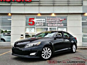 2014 Kia Optima 2014**EX**CUIR**BI-ZONE**CAMERA DE RECUL**