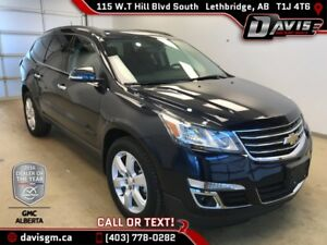 2016 Chevrolet Traverse 1LT AWD, 7 PASSENGER, HEATED SEATS