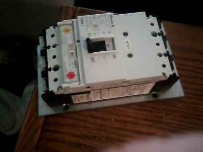 Nice ....  Klockner Moeller Nzm-n1-a80-na 63-80a Circuit Breaker 3-pole 600v