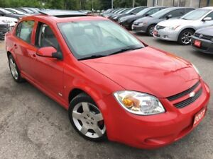 2007 Chevrolet Cobalt SS/AUTO/SUNROOF/ALLOYS/SPORT PACKAGE/LIKE