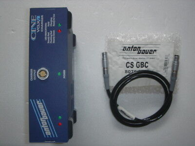 ANTON BAUER CHARGER FOR VCLX-2 BATTERIES