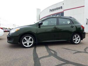 2011 Toyota Matrix All Wheel Drive