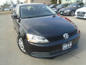2014 Volkswagen Jetta NO ACCIDENTS , HEATED SEATS , AUX, SAFETY