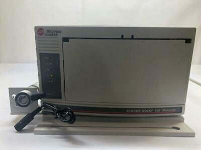 Beckman Coulter System Gold 168 Detector