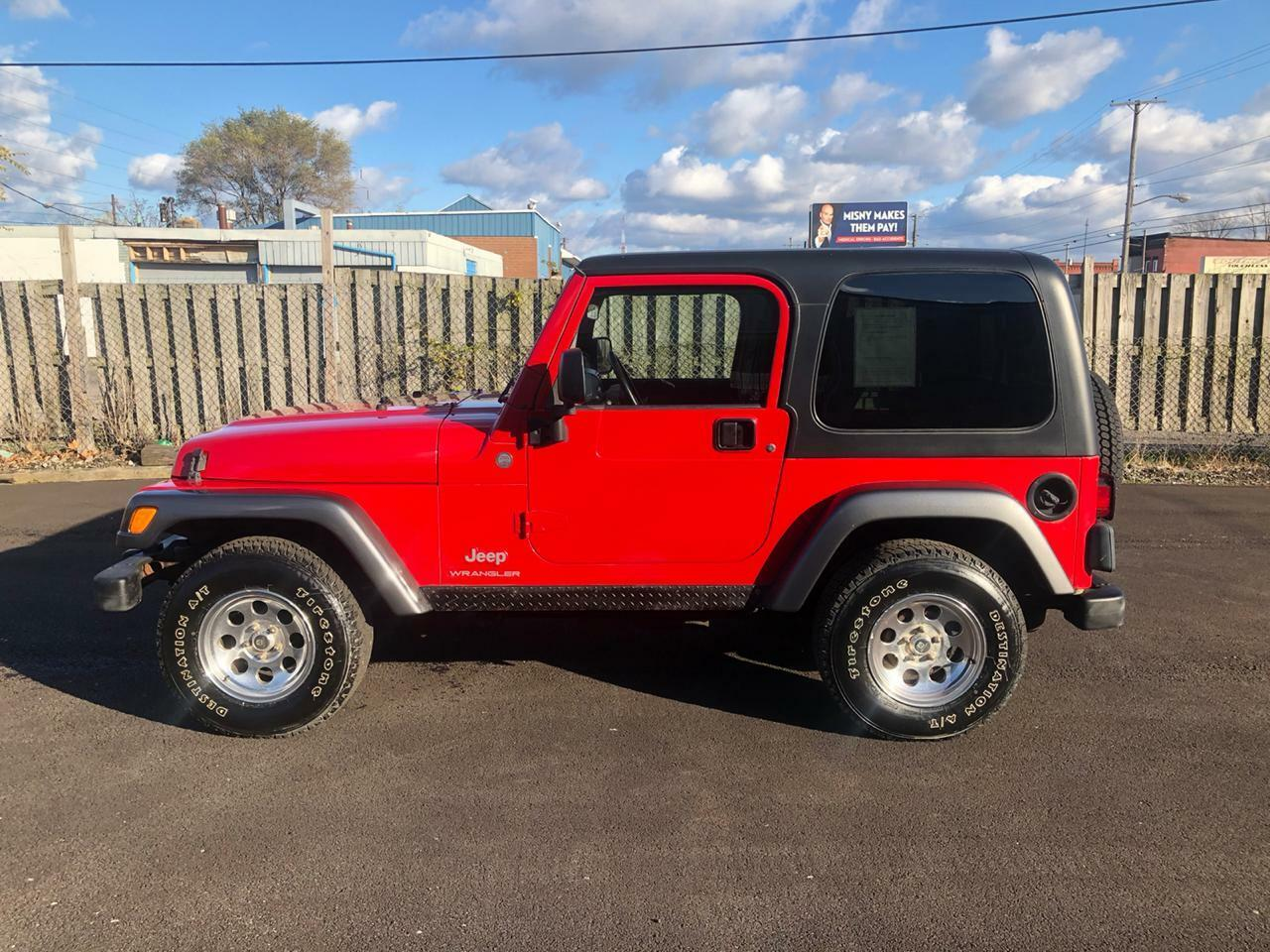2004 JEEP WRANGLER 47K MILES EXTRA CLEAN!! TRAIL RATED ROCKY MOUNTAIN EDITION!