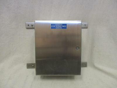 Hoffman L-hc302515ss Stainless Steel Enclosure Type 4 4x 12