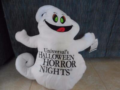Universal Studios Halloween Horror nights LOGO ghost plush